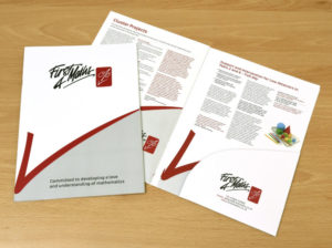 Folders and Inserts Paragon Print and Marketing Solutions